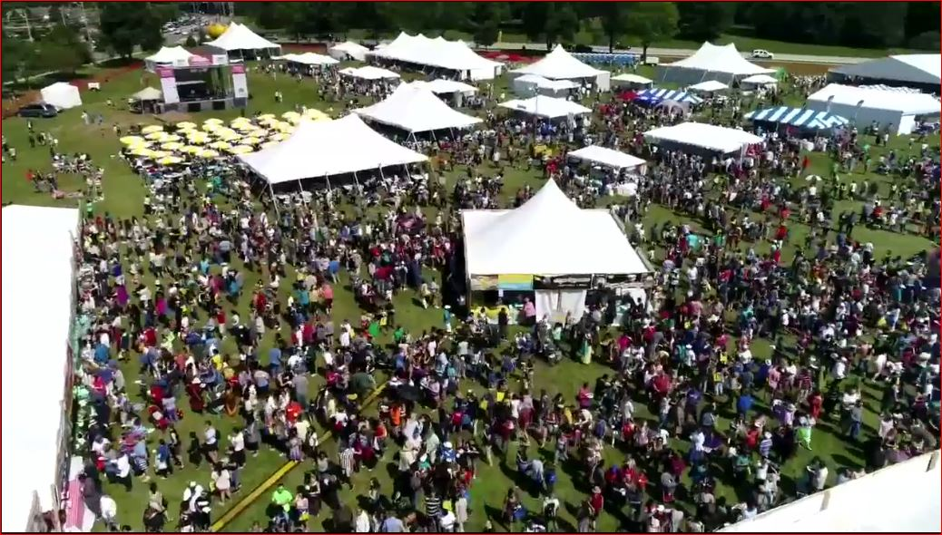 Veggie Fest 2017 August 12 & 13 at Illinois Benedictine University, Lisle, IL
